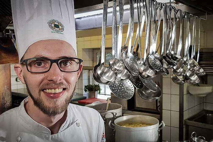 Culinary World Cup 2018 - Jonas Antonczik - Koch